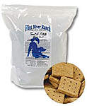Flint River Ranch Trout & Potato Dog Treats