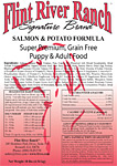 Flint River Ranch Salmon & Potato Dog Food